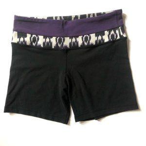 lululemon Reversible Groove Shorts Size 4